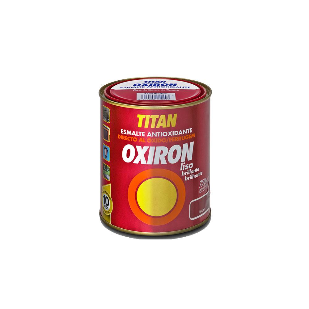 Oxiron liso brillante 2