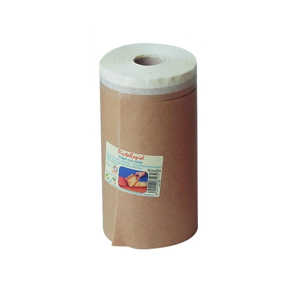 papel con cinta premium