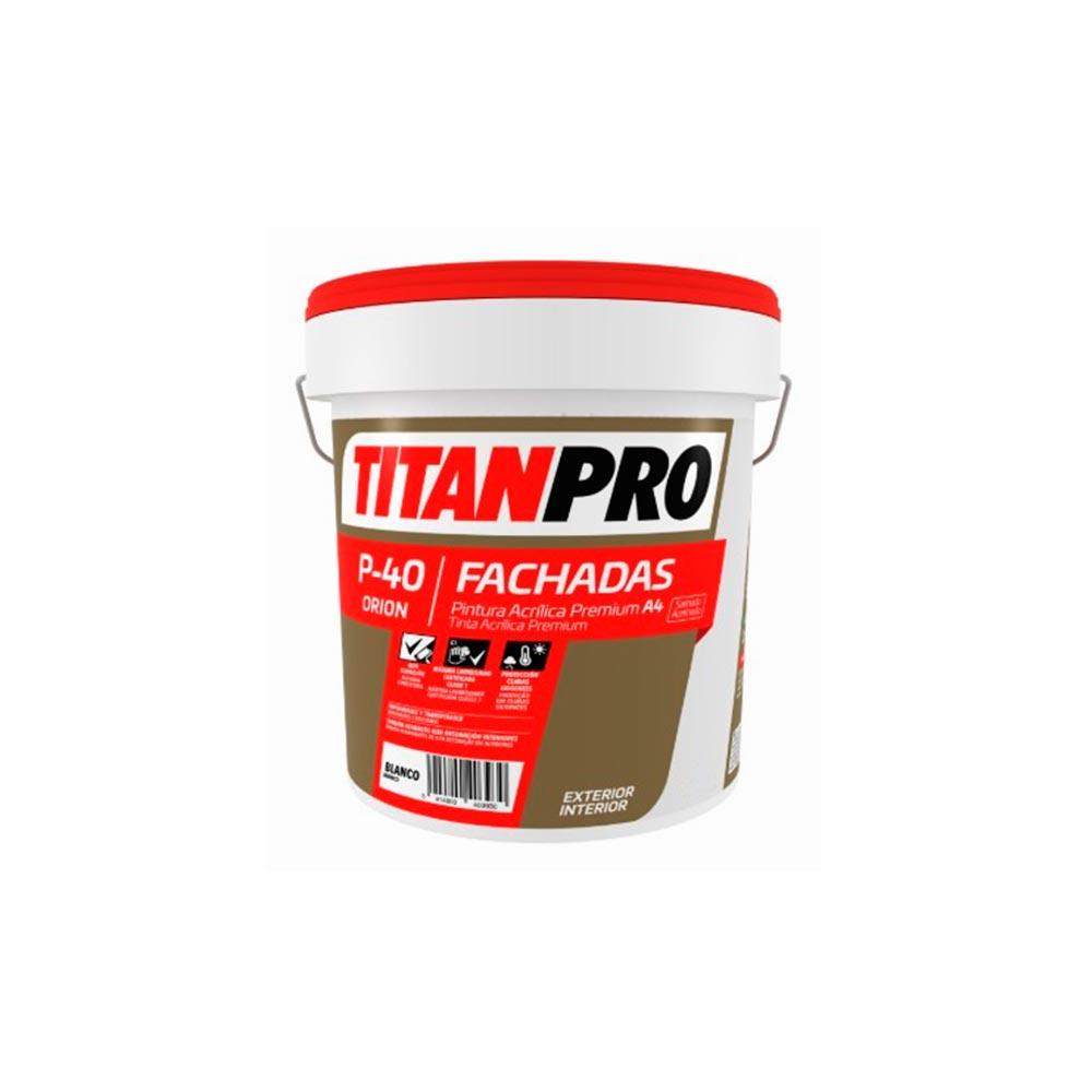 Titan Pro P 40 4L color y pintura