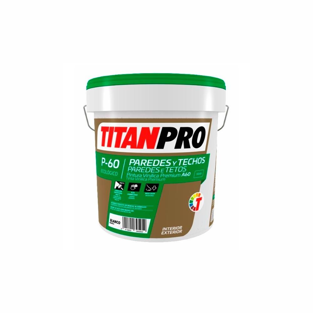 Titan Pro P 60 4L color y pintura
