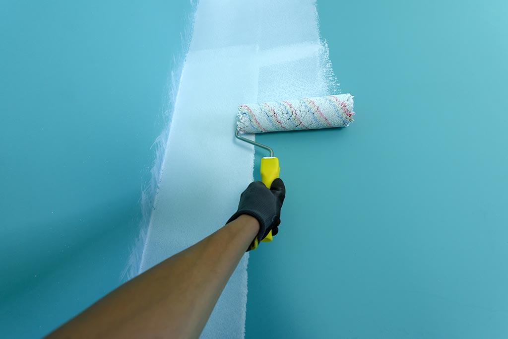 calculo pintura necesario para pintar pared
