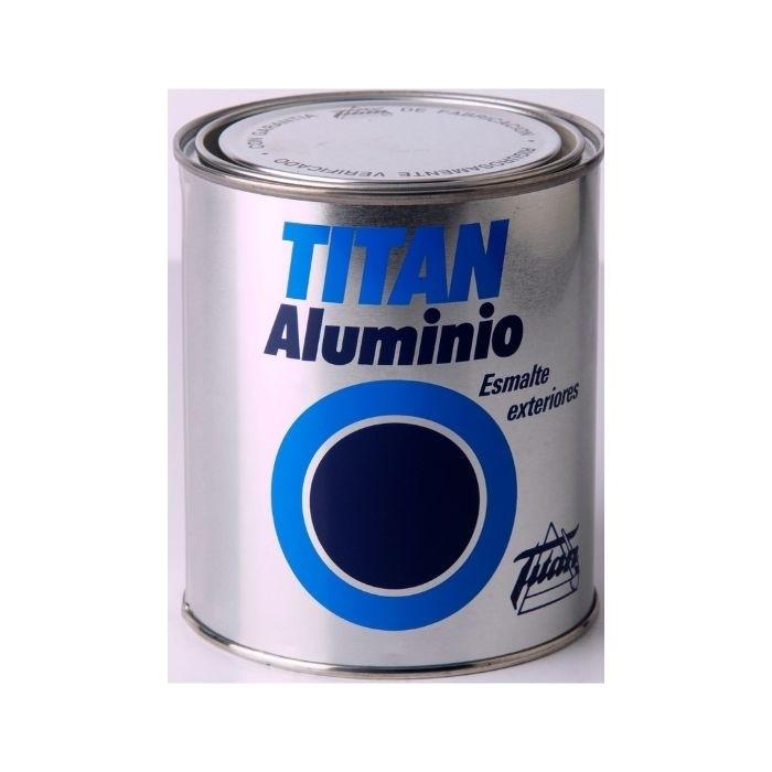 esmalte titan alumnio