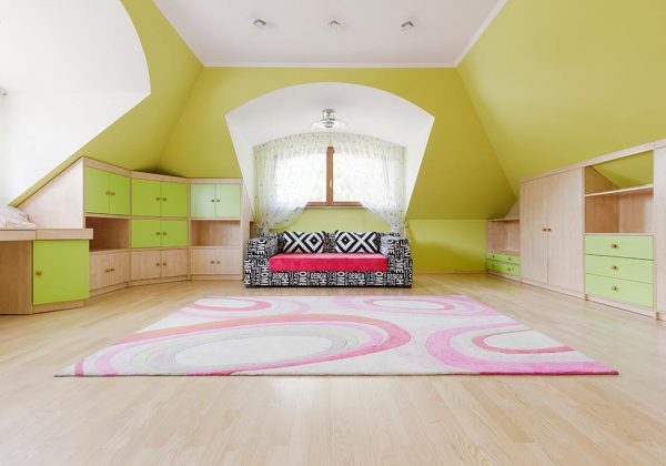 Consejos para pintar una habitación pequeña