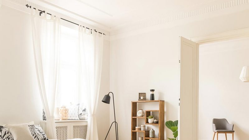 pintar techo habitacion